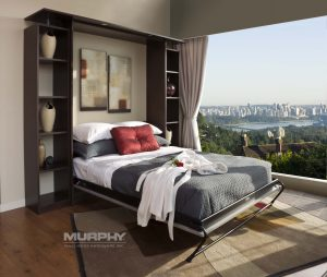 How to add a bed to a small space - Murphy Wall Beds - Smart Spaces - Open Bed