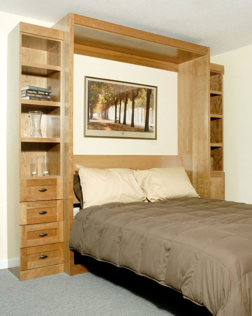 wood-murphy-bed-with-drawers-shelves-04