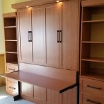 Murphy Bed with Studio Table